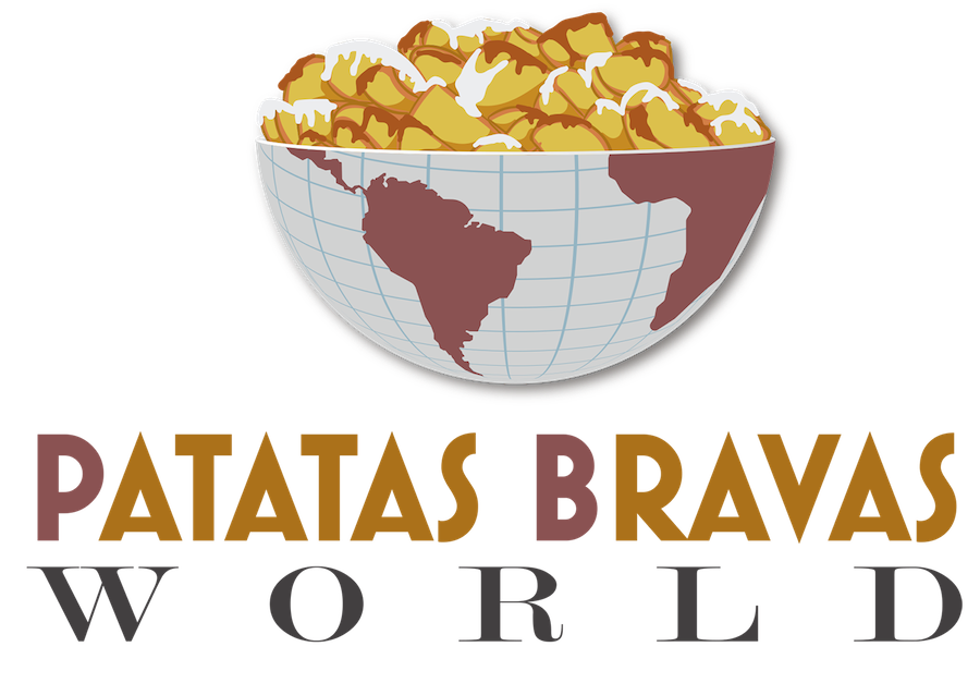 Logo patatas bravas world