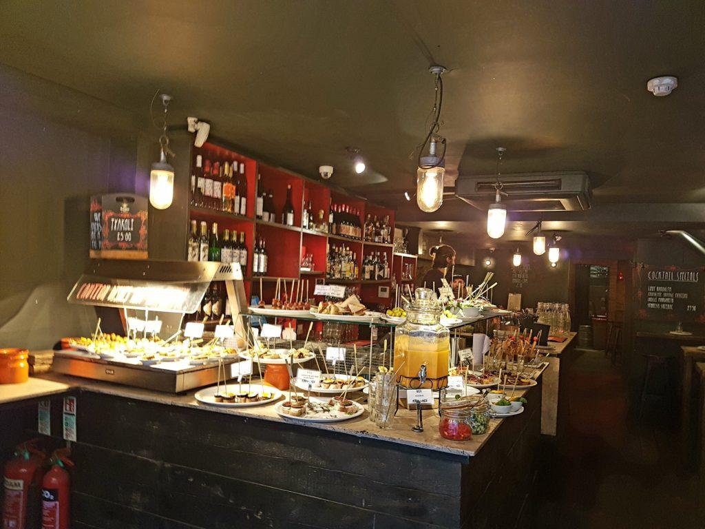 Interior Pix Pintxos