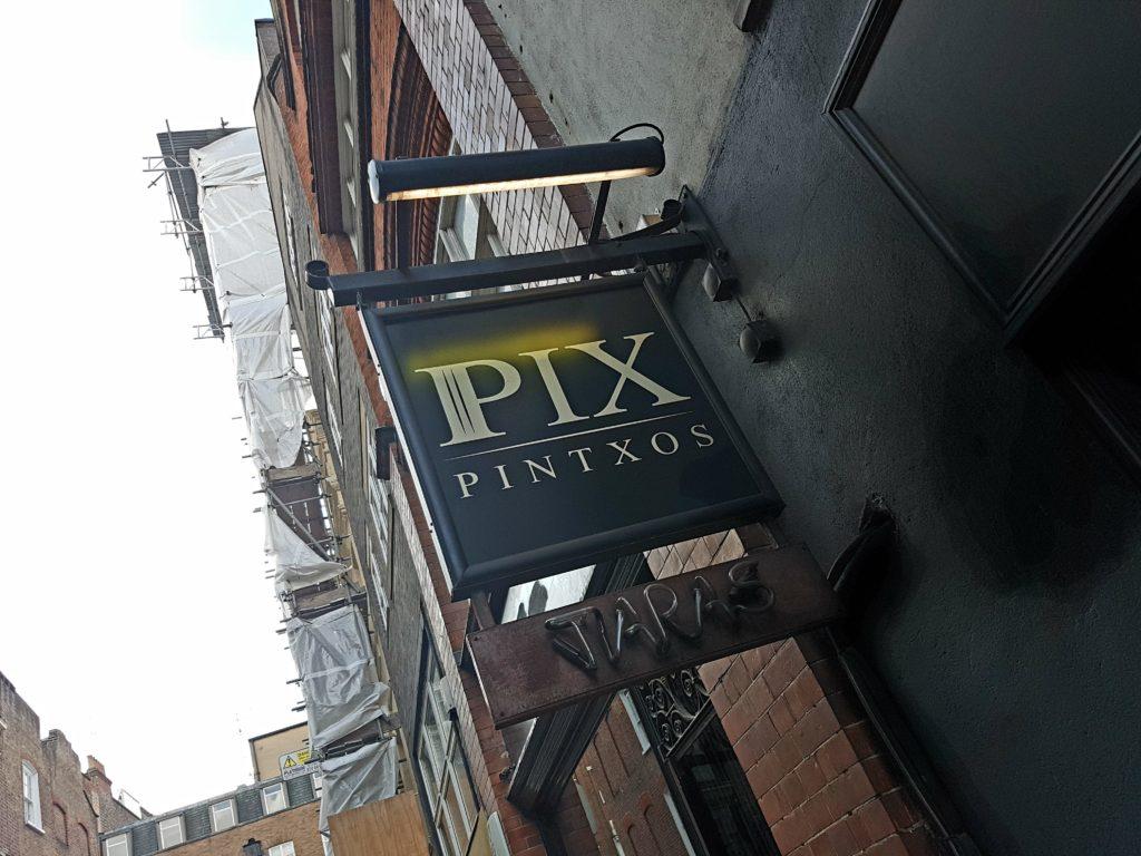 Pix Pintos (SOHO LONDRES