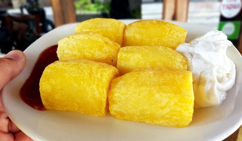 Patatas Bravas Casa Montaña Valencia