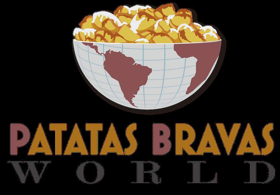 Logo patatas bravas world