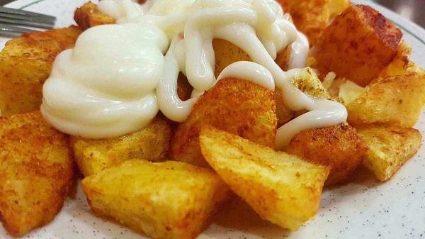 patatas-con-alioli