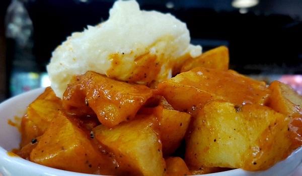 receta-patatas-bravas