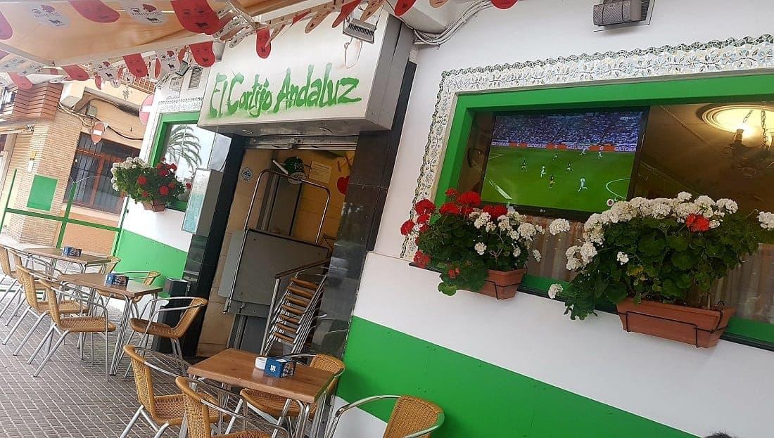 El cortijo andaluz puerto sagunto patatas bravas world - Restaurantes en puerto de sagunto ...