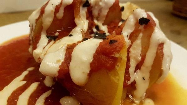 patatas-con-salsa-de-tomate